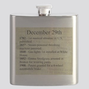 December 29th Flask