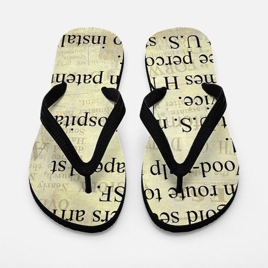 December 26th Flip Flops