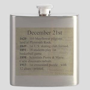 December 21st Flask