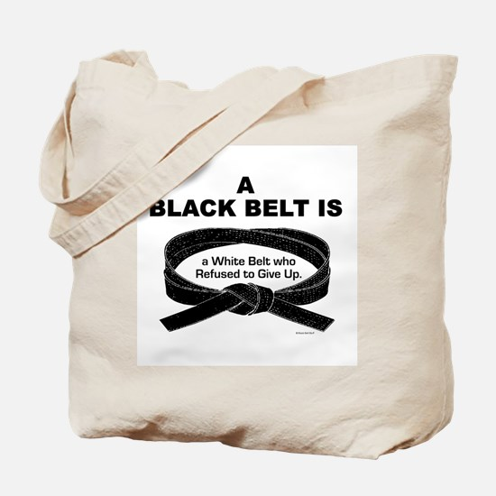 Refused To Give Up Tote Bag