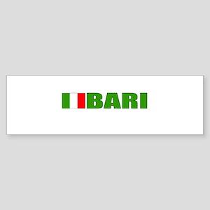Bari, Italia Bumper Sticker
