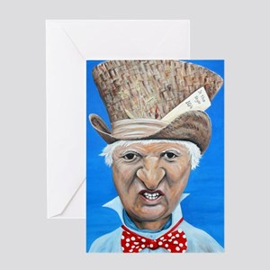 Mad Katter Greeting Card