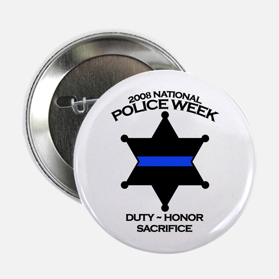 Police Week Sheriff Button
