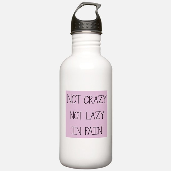 NOTLAZY Sports Water Bottle