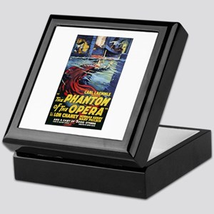 The Phantom Of The Opera Keepsake Box