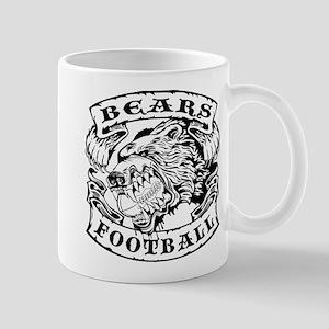 Bears Football Mugs