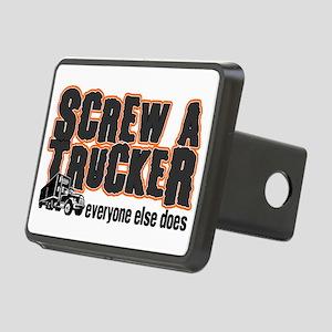 Screw a Trucker Hitch Cover