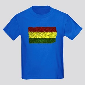 Bolivia Pintada Kids Dark T-Shirt