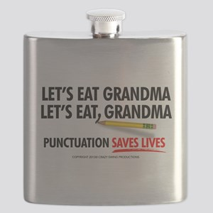 Punctuation Alternate Flask