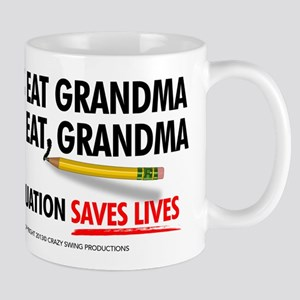 Punctuation Alternate Mugs