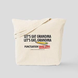 Punctuation Alternate Tote Bag