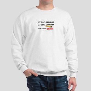 Punctuation Alternate Sweatshirt