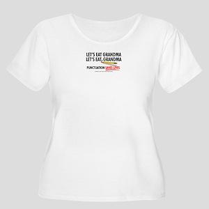 Punctuation Alternate Plus Size T-Shirt