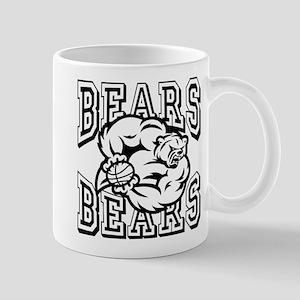 Bears Basketball Mugs