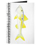 Yellowstripe Goatfish Journal