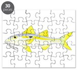 Yellowstripe Goatfish Puzzle