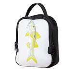 Yellowstripe Goatfish c Neoprene Lunch Bag