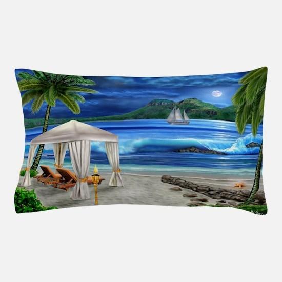 TROPICAL PARADISE Pillow Case