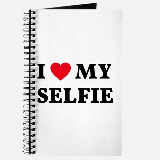 I love my selfie Journal