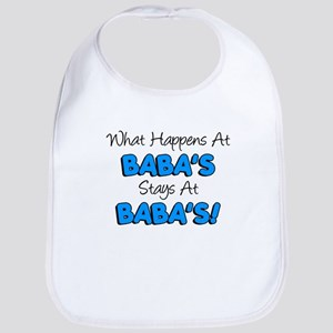 Happens At Babas Bib