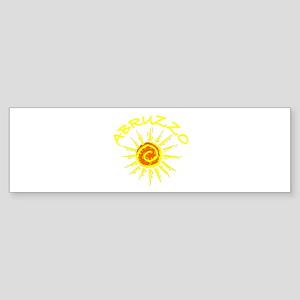 Abruzzo, Italy Bumper Sticker
