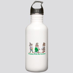 Hanging With My Gnomie Stainless Water Bottle 1.0L