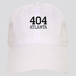 Atlanta Area Code 404 Cap