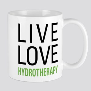 Live Love Hydrotherapy Mug