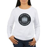 I Support The Tea Party Long Sleeve T-Shirt