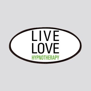 Live Love Hypnotherapy Patches