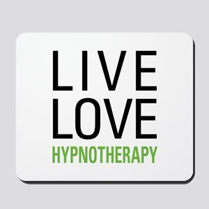 Live Love Hypnotherapy Mousepad