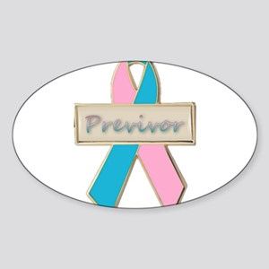 Previvor Sticker