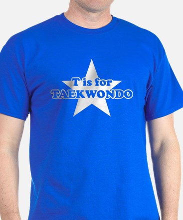 T is for Taekwondo T-Shirt