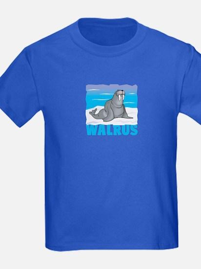 Kid Friendly Walrus T