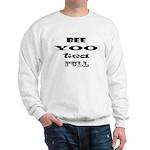 Beautiful, Bee Yoo Tea Full Sweatshirt