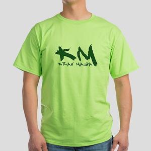 Krav Maga Green T-Shirt