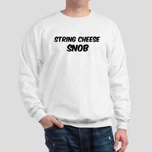 String Cheese Sweatshirt