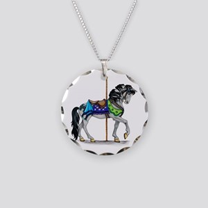The Carousel Horse Necklace