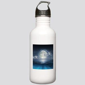 Night Ocean Stainless Water Bottle 1.0L