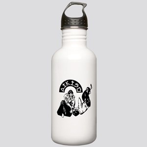 Aikido Throw Stainless Water Bottle 1.0L