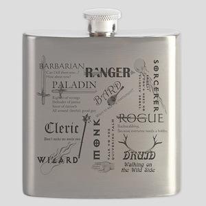 All Classes Flask