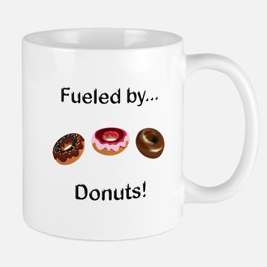 Fueled by Donuts Mug