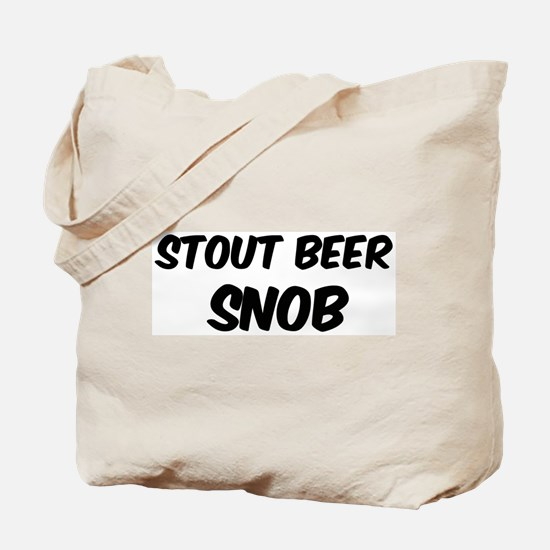 Stout Beer Tote Bag
