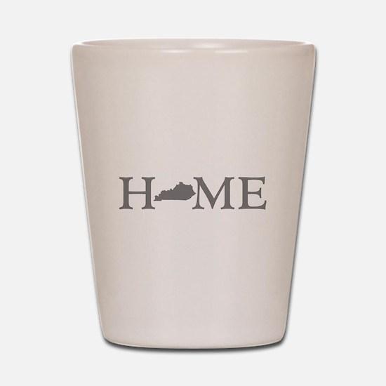 Kentucky Home Shot Glass