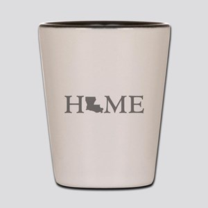 Louisiana Home Shot Glass