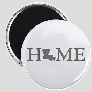 Louisiana Home Magnet