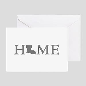 Louisiana Home Greeting Card