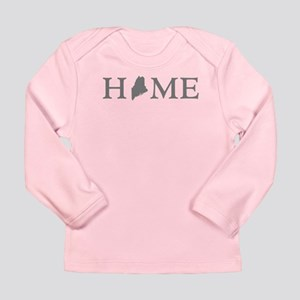 Maine Home Long Sleeve Infant T-Shirt