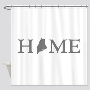 Maine Home Shower Curtain