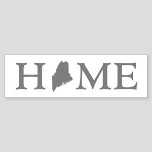 Maine Home Sticker (Bumper)